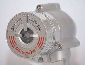 Infrared Flame Detectors Feature Many Benefits
