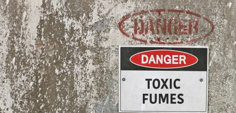 5 Types of Toxic Gas & Their Health Effects, GDS Corp