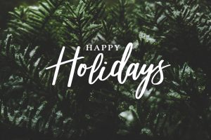 Happy Holidays from the GDS Corp Team, League City, TX