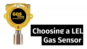 LEL Gas Sensors Compared: Which One Should You Choose, GDS Corp, Houston, TX